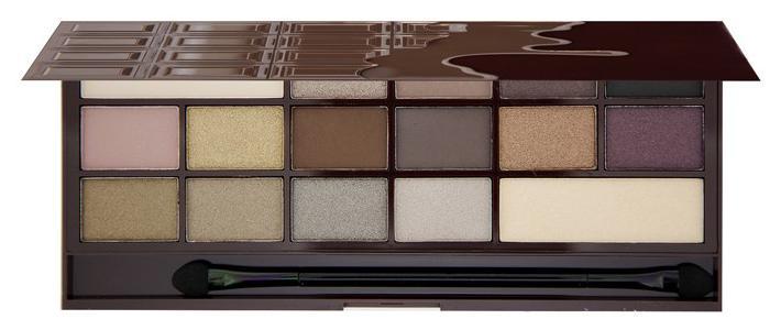 Для глаз Makeup Revolution Death By Chocolate. Цвет: death by chocolate