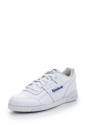 Кроссовки Reebok Classics. Цвет: белый