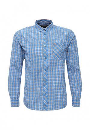 Рубашка Merc. Цвет: синий