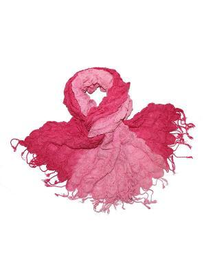 Платок Ethnica. Цвет: розовый