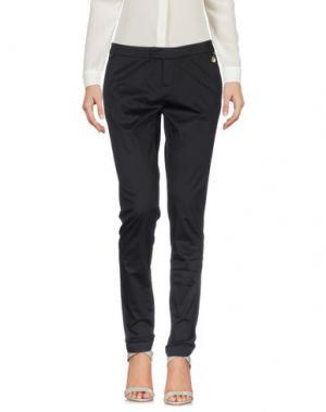 Повседневные брюки FRACOMINA. Цвет: черный