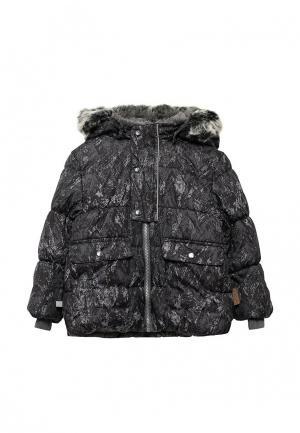 Куртка утепленная Huppa. Цвет: серый