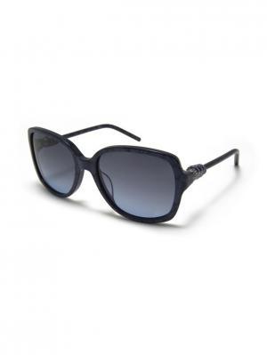 Солнцезащитные очки MILA ZB. Цвет: синий
