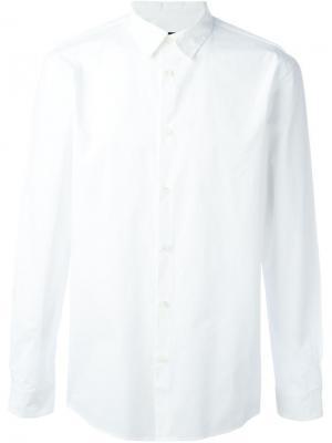 Классическая рубашка A.P.C.. Цвет: белый