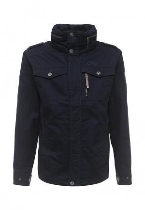 Куртка Five Seasons. Цвет: синий