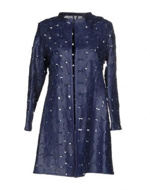 Легкое пальто CABAN ROMANTIC. Цвет: синий