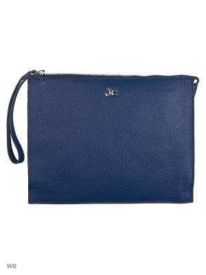 Чехол для планшета Jacky&Celine. Цвет: синий