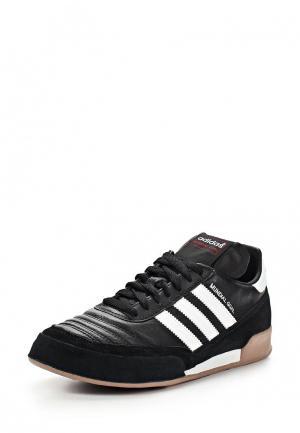 Бутсы зальные adidas Performance. Цвет: черный