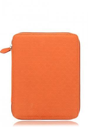 Папка для iPad EMPORIO ARMANI. Цвет: оранжевый
