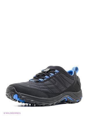 Кроссовки MERRELL. Цвет: черный, синий