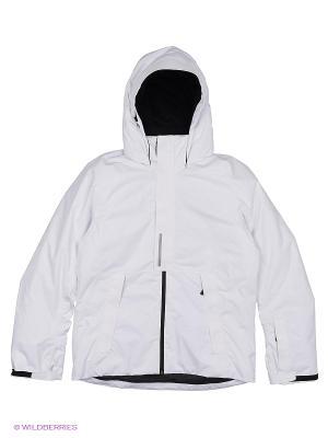 Куртка Reima. Цвет: белый