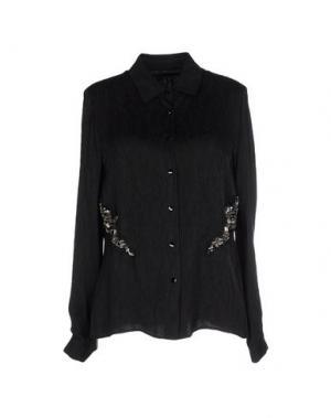 Pубашка JO NO FUI. Цвет: черный