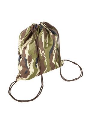Рюкзак-мешок Ruby (35х40 см) (милитари). Цвет: темно-зеленый