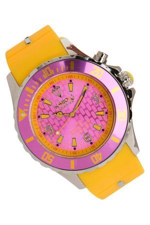 Наручные часы KYBOE!. Цвет: фиолетовый