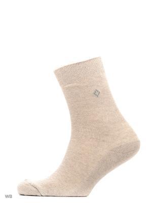 Носки (к-т 5 пар) Модекс. Цвет: светло-бежевый