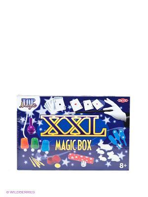 Игра настольная Фокусы XXL Tactic Games. Цвет: фиолетовый