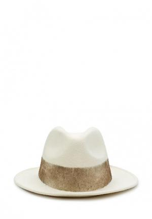 Шляпа MAISONQUE. Цвет: белый