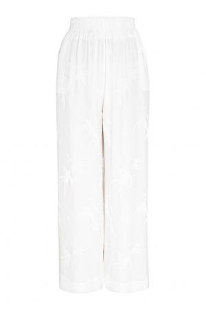 Шелковые брюки Ms. Min. Цвет: none