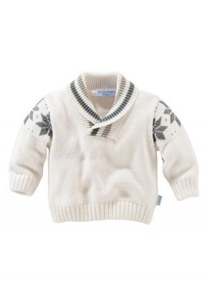 Пуловер KLITZEKLEIN. Цвет: телесный