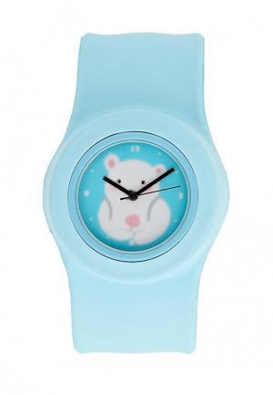 Часы Kawaii Factory. Цвет: голубой