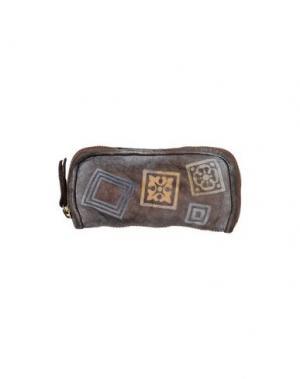 Бумажник CATERINA LUCCHI. Цвет: свинцово-серый