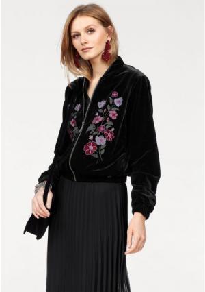 Куртка BRUNO BANANI. Цвет: черный