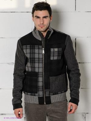 Куртка TOM FARR. Цвет: темно-серый