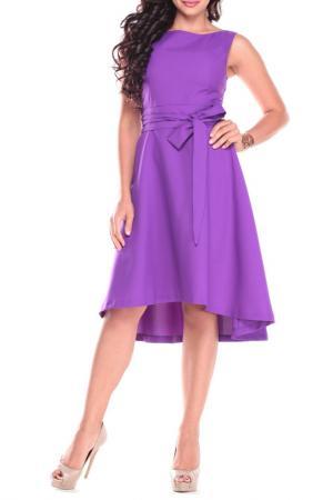 Платье REBECCA TATTI. Цвет: мультицвет
