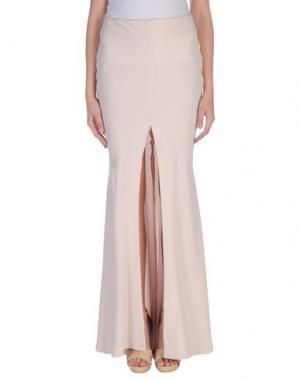 Длинная юбка SHI 4. Цвет: бежевый