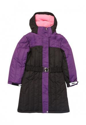 Куртка утепленная Dudelf. Цвет: черный
