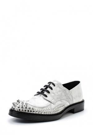 Ботинки McQ Alexander McQueen. Цвет: белый