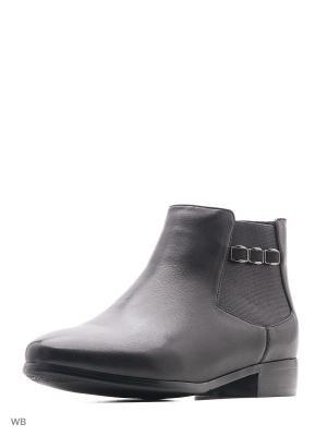 Ботинки LIBELLEN.. Цвет: черный