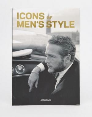 Books Книга Icons Of Mens Style. Цвет: мульти