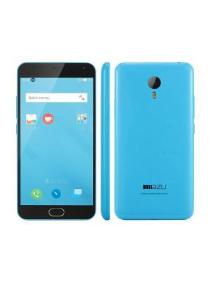 Смартфон M2 Note blue 16Gb Meizu. Цвет: синий