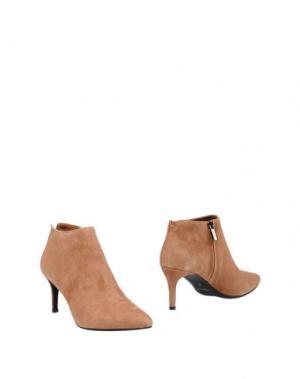 Полусапоги и высокие ботинки BAGATT. Цвет: верблюжий