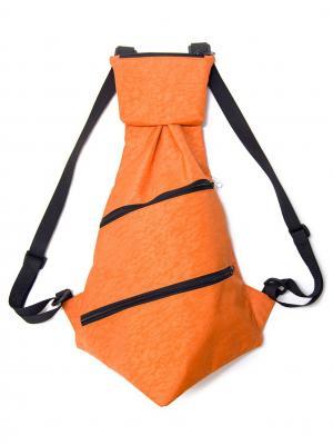 Рюкзак BOSSяк NYK. Цвет: оранжевый