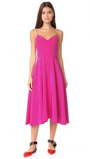 Платье Egremont Novis. Цвет: ягода