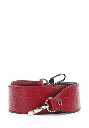 Ремень для сумки Asya Malbershtein. Цвет: красный
