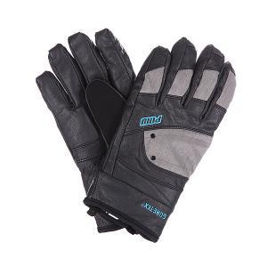 Перчатки сноубордические  Royal Glove Black Pow. Цвет: черный
