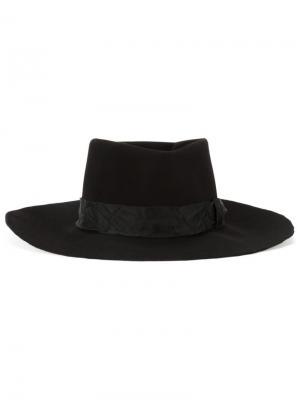 Шляпа ARKnets Exclusive Kijima Takayuki. Цвет: чёрный