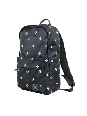 Рюкзак EDC Poly Backpack Converse. Цвет: черный
