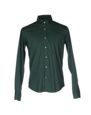 Pубашка BARBATI. Цвет: темно-зеленый