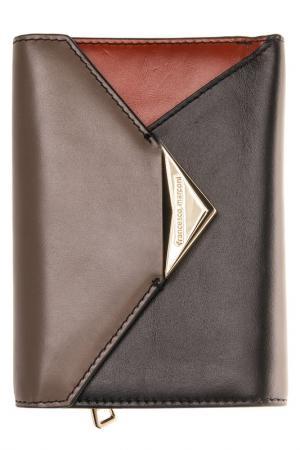 Кошелек Francesco Marconi. Цвет: коричневый