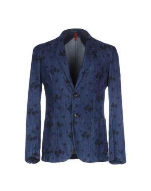 Пиджак BARONIO. Цвет: синий