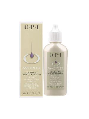 Opi Средство для размягчения кутикулы Avoplex Exfoliating Cuticle Treatment, 30 мл. Цвет: прозрачный