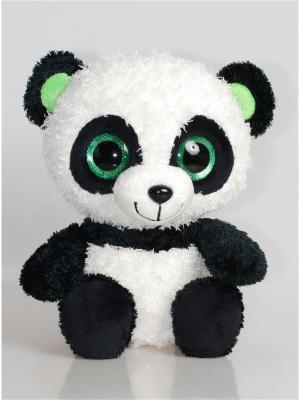 Панда глазастик Fancy. Цвет: черный