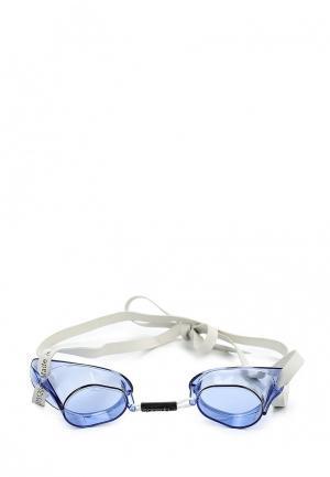 Очки для плавания Speedo. Цвет: синий