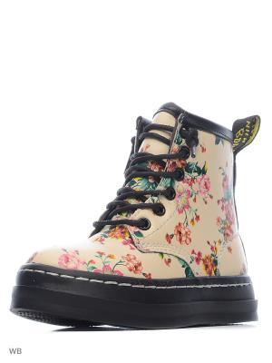 Ботинки Vitacci. Цвет: бежевый