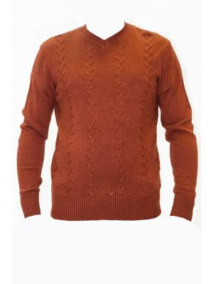 Пуловер Baon. Цвет: оранжевый