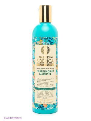 Шампунь облепиховый для всех типов волос 400мл Natura Siberica. Цвет: голубой